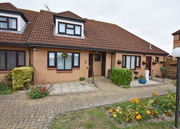 Thumbnail 2 bed terraced bungalow for sale in Marlborough Court, Fairacres Road, Didcot
