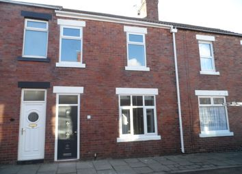 Thumbnail 3 bed terraced house for sale in Simonside Terrace, Newbiggin-By-The-Sea