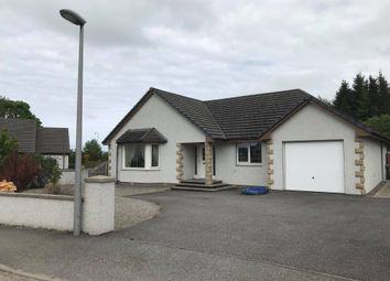 Thumbnail 4 bed detached bungalow for sale in Birch Place, Tain