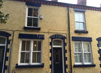 Thumbnail 2 bed terraced house to rent in Renfrew Street, Kensington, Liverpool