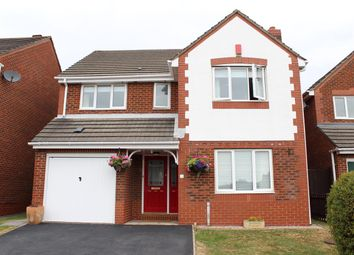 Thumbnail 4 bedroom detached house for sale in Mitchell Walk, Bridgeyate, Bristol