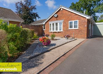 Thumbnail Detached bungalow for sale in Newhaven Grove, Trentham, Stoke-On-Trent