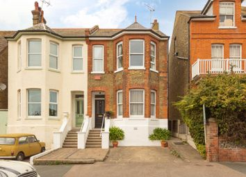 Thumbnail 4 bedroom semi-detached house for sale in Rectory Road, Broadstairs