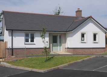 Thumbnail 2 bed bungalow for sale in Rydon Village, Holsworthy, Devon