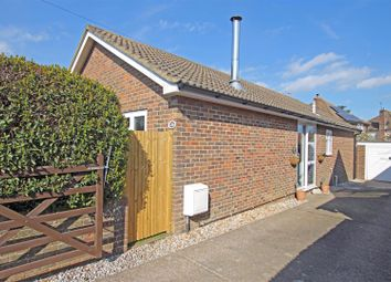 Thumbnail 2 bed detached bungalow for sale in Ersham Road, Hailsham