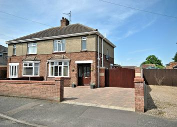 Thumbnail 3 bed semi-detached house for sale in Kensington Road, King's Lynn