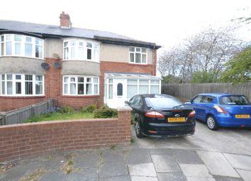 Thumbnail 2 bedroom flat to rent in Buckthorne Grove, High Heaton, Newcastle Upon Tyne