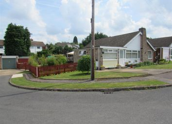 Thumbnail 3 bed detached bungalow for sale in Frensham Close, Oadby, Leicester