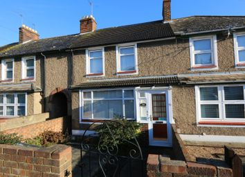 Thumbnail 3 bed terraced house to rent in Cedar Road, Dartford