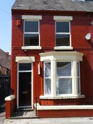 Thumbnail 2 bed end terrace house to rent in Mansell Road, Kensington, Liverpool