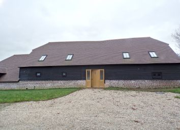Thumbnail 1 bed barn conversion for sale in Bower Lane, Eynsford