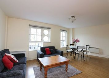Thumbnail 2 bed flat to rent in Lime Kiln Wharf, Limehouse