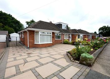 Thumbnail 2 bedroom semi-detached bungalow for sale in Trentley Road, Trentham, Stoke-On-Trent