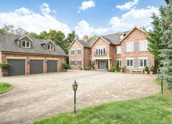 Thumbnail 6 bed detached house for sale in Brook Lane, Warsash, Southampton