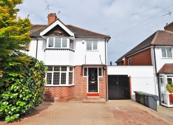 Thumbnail 3 bedroom semi-detached house to rent in Ashmead Drive, Cofton Hackett, Birmingham