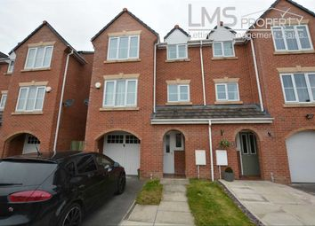 Thumbnail 3 bed town house to rent in Quarry Bank Rise, Winsford