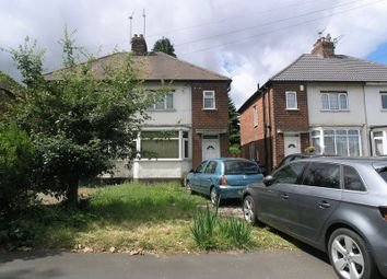 Thumbnail 3 bedroom semi-detached house for sale in Birmingham New Road, Dudley