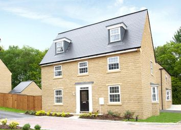 "Thumbnail 5 bed detached house for sale in ""Maddoc"" at Church Lane, Hoylandswaine, Sheffield"