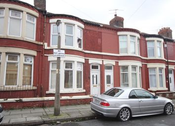 Thumbnail 3 bed terraced house to rent in Westdale Road, Wavertree, Liverpool