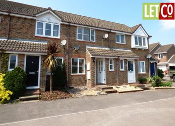 Thumbnail 2 bed terraced house to rent in Sampan Close, Warsash, Southampton
