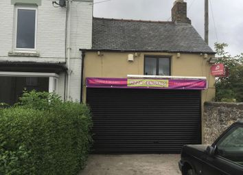Thumbnail Commercial property for sale in The Centre, Evenwood, Bishop Auckland