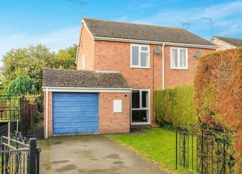 Thumbnail 2 bedroom semi-detached house for sale in Leominster, Herefordshire