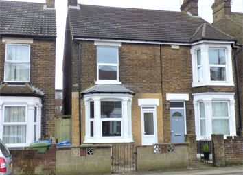Thumbnail 3 bed semi-detached house for sale in Tonge Road, Sittingbourne, Kent