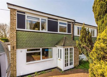 Thumbnail 3 bedroom end terrace house for sale in Silkham Road, Oxted, Surrey