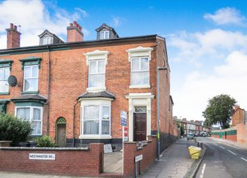 Thumbnail 6 bed terraced house for sale in Westminster Road, Handsworth, Birmingham
