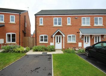 Thumbnail 2 bedroom end terrace house for sale in Garston Crescent, Newton-Le-Willows