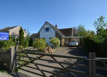 Thumbnail 3 bed detached house for sale in Lower Church Road, Skellingthorpe, Lincoln