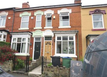 Thumbnail 2 bed property to rent in Linden Road, Bearwood, Smethwick