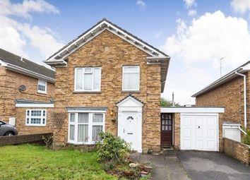 Thumbnail 4 bedroom detached house for sale in Ascot Close, Elstree, Borehamwood