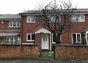 Thumbnail 1 bed terraced house to rent in Marlborough Way, Newdale, Telford