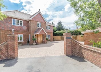 Thumbnail 7 bed detached house for sale in Foxley Lane, Binfield, Bracknell
