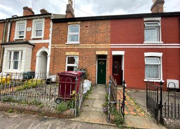 Thumbnail 4 bed terraced house to rent in Carnarvon Road, Reading