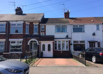 Thumbnail 2 bed terraced house for sale in Roslyn Road, Meadowbank Road, Hull