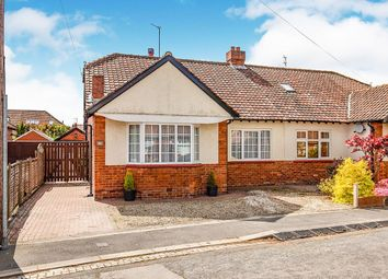 Thumbnail 3 bedroom bungalow for sale in Hillside Road, Darlington