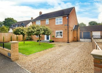 Thumbnail 5 bed detached house for sale in Church Street, Woodhurst, Huntingdon