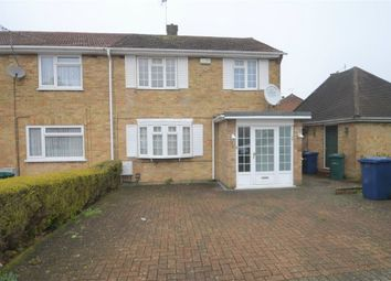 Thumbnail 3 bed terraced house to rent in Hamonde Close, Edgware