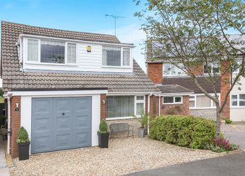 Thumbnail 3 bed detached house for sale in Brookside Gardens, Bishops Wood, Stafford