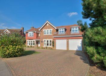 Thumbnail 5 bedroom detached house for sale in Belfry Lane, Collingtree, Northampton