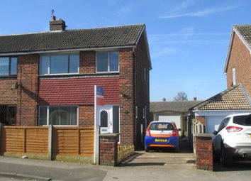 Thumbnail 3 bed semi-detached house to rent in Cobblers Lane, Pontefract, Wakefield