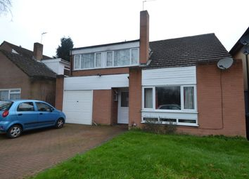 Thumbnail 4 bed property for sale in Shelsley Drive, Moseley, Birmingham