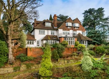 Thumbnail 7 bed detached house for sale in The Hockering, Woking, Surrey