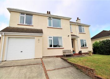 Thumbnail 4 bed detached house for sale in Winsu Avenue, Paignton