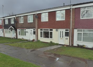 Thumbnail 3 bed terraced house for sale in Parkdale Drive, Northfield, Birmingham