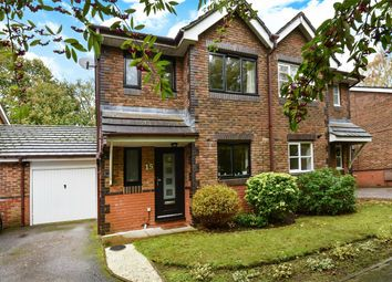 3 bed semi-detached house for sale in Colden Common, Winchester, Hampshire SO21