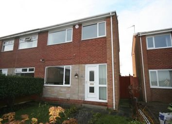 Thumbnail 3 bed semi-detached house to rent in Monarch Grove, Marton-In-Cleveland, Middlesbrough