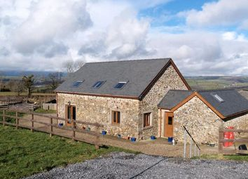 Thumbnail 3 bed equestrian property for sale in Penlan Barn, Nantycaws, Carmarthenshire